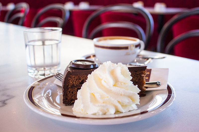 Wiener Tradition im Sacher Eck